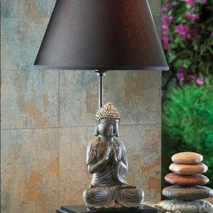 Brand New in Box Buddha Lamp